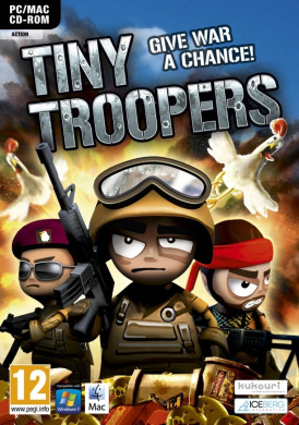 Tiny Troopers PC DVD Game