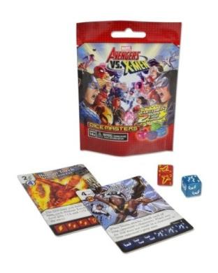 Marvel Dice Masters: Avengers VS X-Men: Booster