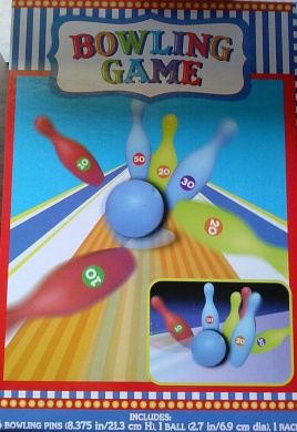 Indoor Bowling Game