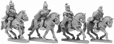 Xyston 15mm: Hellenistic Thracian Light Cavalry (4)
