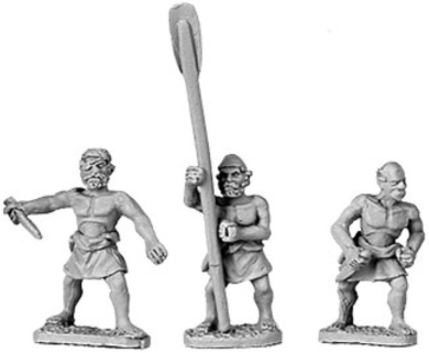 Xyston 15mm: Athenian Rowers (8)