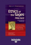 Ethics of the Sages [Large Print]