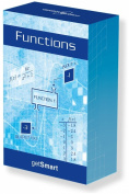 getSmart Algebraic Functions, Tables and Graphs cardGame; Deck of Playing Cards for Travel Games, Math Flash Cards, Educational, Strategy and Cool Math Games. Use with Books, Manipulatives, Physics Toys and Other Learning Resources for Secondary Teache ..