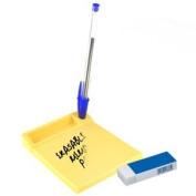 Erasable Memo Pad