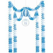All In 1 Decorating Kit - Baby Boy - Soft BLUE