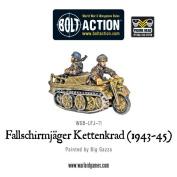 Fallschirmjager SdKFZ 2 Kettenkrad