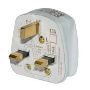 13A Fused BS 3 Pin Plug