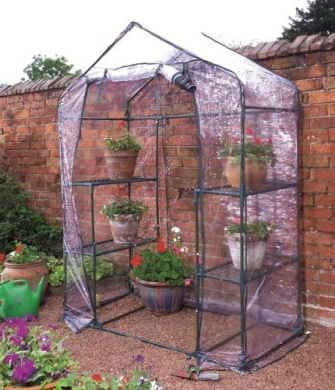 Walk-In Greenhouse Replacement Cover 143x73x195cm
