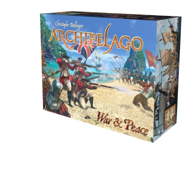 Archipelago War And Peace Expansion