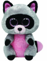 Ty Beanie Boos Rocco - Raccoon Medium