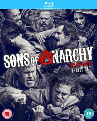 Sons of Anarchy: Complete Season 6