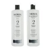 Nioxin System 2 Cleanser & Scalp Therapy DUO