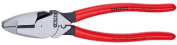 KNIPEX 09 11 240 SBA High Leverage Lineman New England with Tape Puller and Crimper
