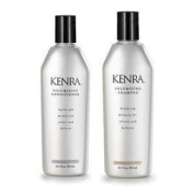 Kenra Volumizing Shampoo and Conditioner Litre Set Duo 1000ml Each by Kenra [Beauty]