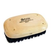 Military Style Square Brush - Soft brush by R.S. Stein