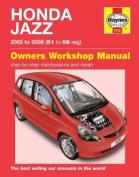 Honda Jazz Service and Repair Manual