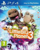 LittleBigPlanet 3 [Region 2] [Blu-ray]