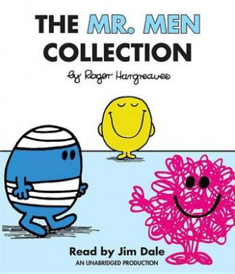 The Mr. Men Collection: Mr. Happy; Mr. Messy; Mr. Funny; Mr. Noisy; Mr. Bump; Mr. Grumpy; Mr. Brave; Mr. Mischief; Mr. Birthday; And Mr. Small (Mr. Men and Little Miss)