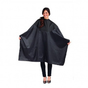 Betty Dain Cosmix Multi Purpose Cape, Black, 140cm X 150cm