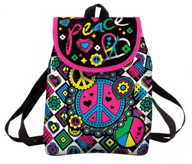 Cra-Z-Art Shimmer N Sparkle Colour Your Own Backpack