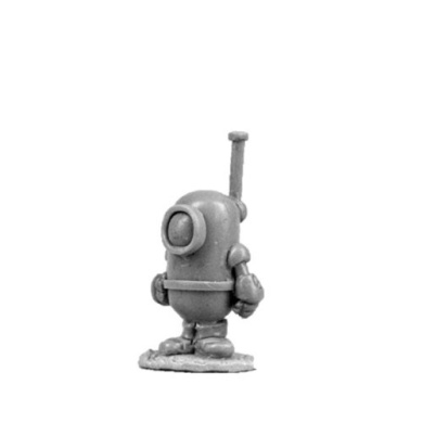 Bombshell 28mm scale Miniatures: MInE Bot