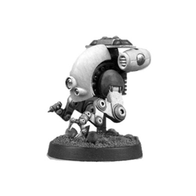 Bombshell 28mm scale Miniatures: EMT Bot