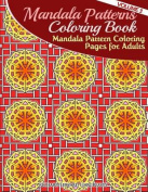 Mandala Pattern Coloring Pages for Adults