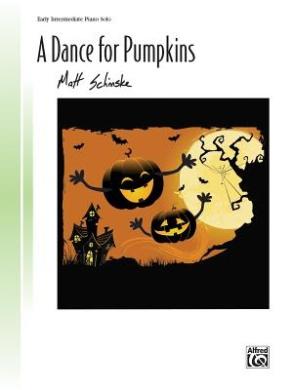A Dance for Pumpkins: Sheet (Signature)