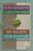 Spanish/English New Testament with Psalms & Proverbs-PR-NIV/NVI [Spanish]