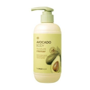 THE FACE SHOP Avocado Body Moisture Cleanser [Korean Import]