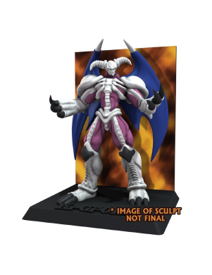 NECA Yu-Gi-Oh - Summoned Skull with Deluxe Display 9.5cm Figure Series 2