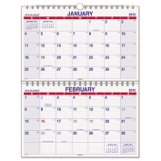 AT-A-GLANCE PMLF928 Move-A-Page Two-Month Wall Calendar, 22 x 28 1/2, Move-A-Page, 2016-2017v