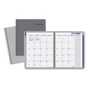 AT-A-GLANCE(R) Traditional Monthly Planner, 22cm . x 28cm ., Assorted Colours, January-December 2015