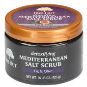 Tree Hut Mediterranean Salt Scrub, Fig and Olive, 460ml