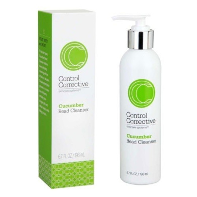 Control Corrective Cucumber Bead Cleanser (200ml)