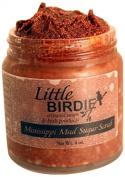 Little Birdie Mississippi Mud Body Scrub Anti-Ageing Antioxidants, 120ml