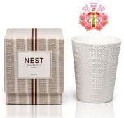 Beach Candle by NEST Fragrances 240ml and Love Spell Card Gift Se