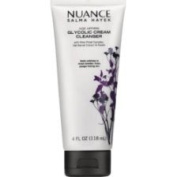 Nuance Glycolic Cream Cleanser with Rose Petal Complex, Oak Kernal Extract & Kaolin