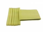Huini Compressed Salon Spa Facial Cleansing Sponge Sticks, Natural