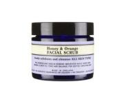 NYR Honey & Orange Facial Scrub 80ml