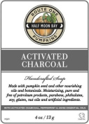 Activated Charcoal Soap with Meadowfoam Seed and Avocado Oils