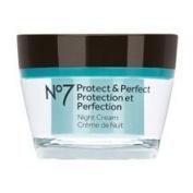 Boots No7 Protect & Perfect Night Cream