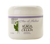 Hawaiian Kukui Moisturising Cream w/Paradise Fragrance by Oils of Aloha - 120ml