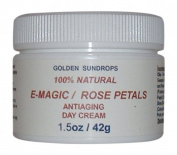 GOLDEN SUNDROPS E-MAGIC / ROSE PETALS ANTIAGING DAY CREAM