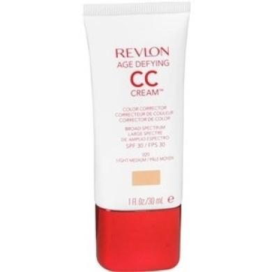 Revlon Age Defying CC Cream ~ Light Medium 020