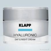 KLAPP HYALURONIC DAY & NIGHT C R E A M