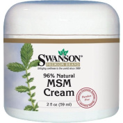 Msm Cream 2 fl oz (59 ml) Cream