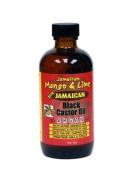 Jam. Mango & Lime Black Castor Oil Argan 120ml