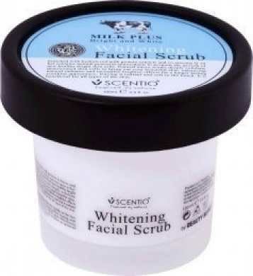 Beauty Buffet Scentio Milk Plus Whitening Q10 Facial Scrub 100ml