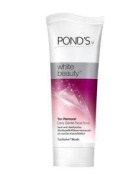 POND'S WHITE BEAUTY TAN REMOVAL SCRUB DAILY GENTLE FACIAL SCRUB TANSOLVE BEADS From Thailand